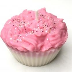 Cupcake-Duftkerze