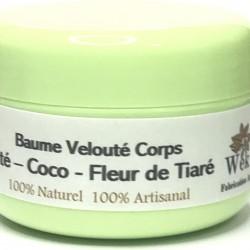 Velvety Shea-Coco-Tiaré Balm