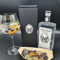 White Skull Gin, Belmont...