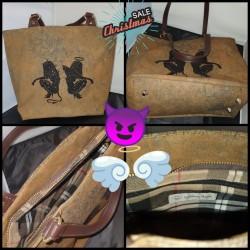 Angel or demon bag