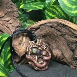 Totem della collana: serpente