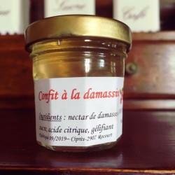 Confit with damassine