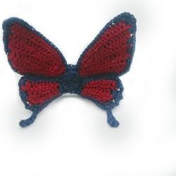 Papillon en crochet