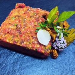 "Beef tartare ""Race d'Hérens"""
