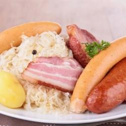 Artisanal sauerkraut from...
