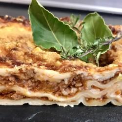 "Lasagna di manzo ""Race..."