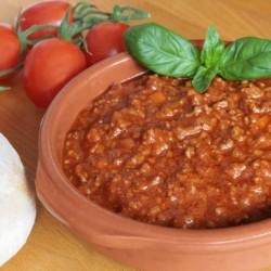 Salsa Bolognese di puro...