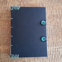 Black Coptic Notebook