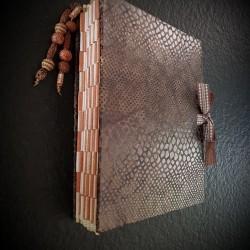 Reptile Piano Notebook