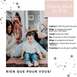 Pack famille par BTB