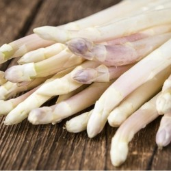 White asparagus from Fully