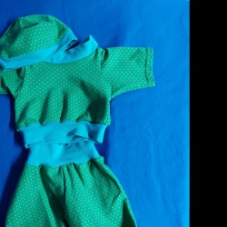 Doll set 35-40 cm
