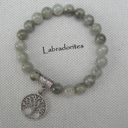 Armband Labradorite