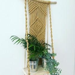 Bohemian shelf