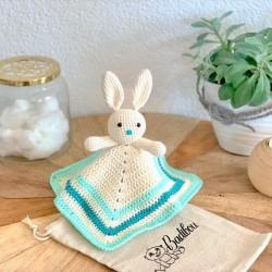 Noah the rabbit crochet...