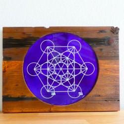 Cube Métatron n°1