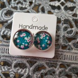 Cabochon Ohrstecker 12mm