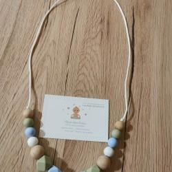 Breastfeeding necklace