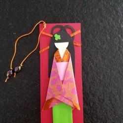 Red Geisha Bookmarks