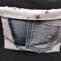 Vide poche en jeans