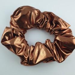 Copper scrunchy